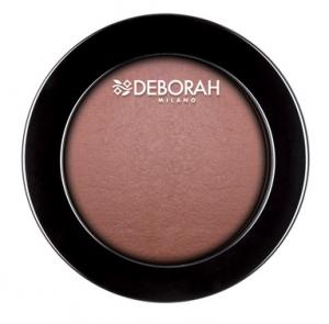 DEBORAH Fard HI-TECH 46 Rosa PescaX Cosmetici