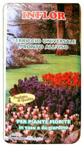 BIOFLOR Terriccio 80 Lt. Giardinaggio