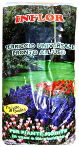BIOFLOR Terriccio 50 lt.inflor - Prodotto per piante