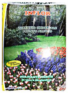 BIOFLOR Set 6 Terriccio 10 Lt. INFLOR Giardinaggio