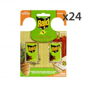 RAID Set  24 Tarmicida Cedro 2 Pezzi Articoli Per Insetti