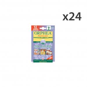 ORPHEA Set 24 Tarmicida Lavanda X 12 Pezzi Articoli Per Insetti