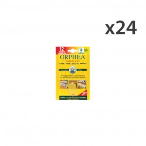 ORPHEA Set 24 Tarmicida Fiori X 12 Pezzi Articoli Per Insetti