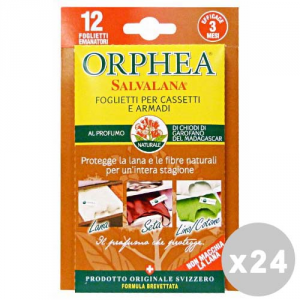 Set 24 ORPHEA Tarmicide CHIODI GAROFANo * 12 Pieces Articles For insects