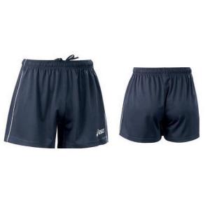 ASICS Pantaloncini shorts rugby uomo antistrappo SHORT blu navy T650Z9