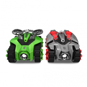 SMARTX Robot Galaxy Zega X2 pack - Razor & Puck - EU presa