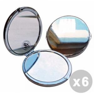 ACCA KAPPA Set 6 ACCA KAPPA Specchio borsetta biluce - accessori toiletteria