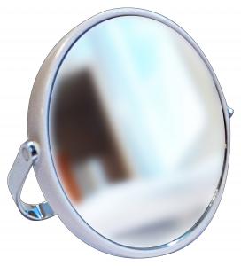 ACCA KAPPA Specchio biluce plastica bianco - accessori toiletteria