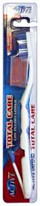 DEFEND Brosse à dents Total Care Moyen C / propre Langue - Brosse à dents