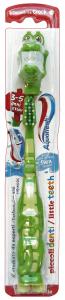 AQUAFRESH Spazzolino piccoli denti 3-5 anni - spazzolini