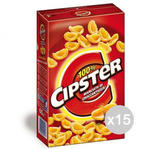 Set 15 SAIWA Cipster Fries Gr 65 656314 Salzige Knabbereien Und Snacks