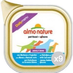 Set 9 ALMO NATURE Hundenapf 234 300 Cod Tägliche Nahrung Für Hunde