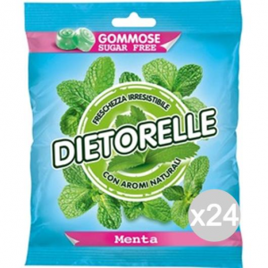 Set 24 DIETORELLE Mint Sweets Gr 70 Desserts And Food