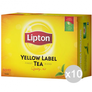 Set 10 LIPTON The Filters 60 Gr 90 Drink Soft Drink