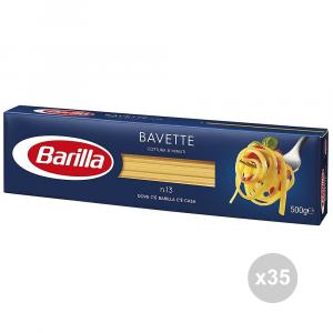 Set 35 BARILLA Semola 13 bavette linguine gr500 pasta italiana