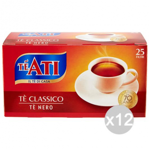 Set 12 THE ATI 25 Filters Gr 37.5 Drink Soft Drink