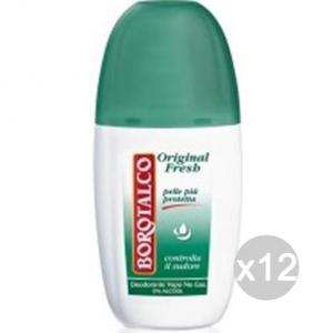 Set 12 BOROTALCO Deodorante Spray Original Ml 75 Cura E Igiene Del Corpo