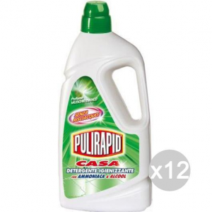 Set 12 AMICA Moss Pulirapid Casa Lt 1 Ammonia Cleaners And Cleaning The House
