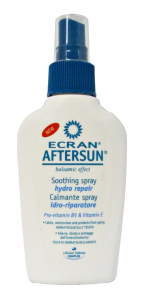 ECRAN Aftersun latte idratante calmante spray 100 ml - Prodotti solari