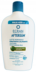 AFTERSUN ECRAN After sun Aloe Moisturizing 400 ml Products Solari