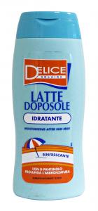 DELICE Doposole Latte Idratante 250 Ml Protezione Solare Estate
