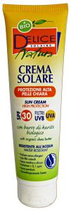 DELICE Fp30 crema bio 150 ml. - Prodotti solari