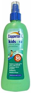COPPERTONE Fp30 kids spray 200 ml. - Prodotti solari
