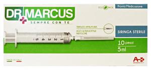 DR. MARCUS siringhe X 10 pz. - Medicazioni e disinfettanti