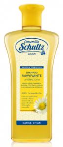 CAMOMILLA SCHULTZ Shampoo ravvivante camomilla 250 ml. - ShaMP HAIRoo capelli