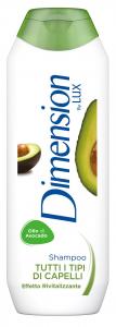 DIMENSION Shampoo 1/1 olio di avocado 250 ml. - Shampoo capelli