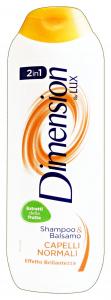 DIMENSION Shampoo 2/1 arancio normali 250 ml. - Shampoo capelli