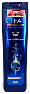CLEAR Sha.action 2in1 normali 250 ml. - Shampoo capelli