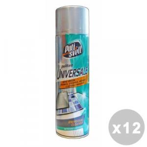 BERGEN Pulisvelt Set 12 BERGEN Pulisvelt Sgrassatore universale spray 500 ml.