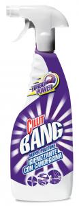 CILLIT BANG Sgrassatore Bianco Con Candeggina TRIGGER 750 Ml. Detergenti Casa