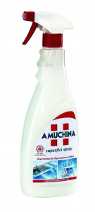 AMUCHINA Degreaser Trigger For the Cleaning of the house 750 ml