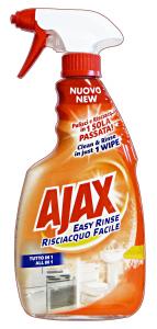 AJAX Sgrassatore EASY Tutto In 1 TRIGGER 600 Ml. Detergenti Casa