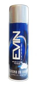 EVIN Schiuma barba emolliente 300 ml. - schiume e creme da barba
