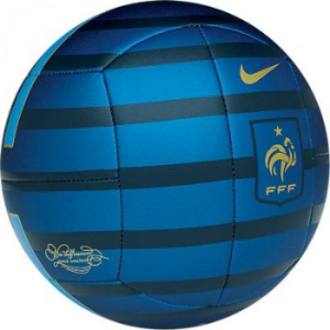 NIKE Football ball FRANCE PRESTIGE blue SC2037 447
