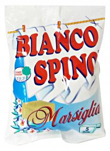 BIANCOSPINO 300 Gr. Smacchiatore MARSIGLIA Bianchi E Colorato Detergenti Casa
