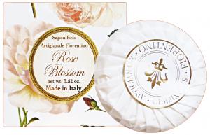 FIORENTINO Saponetta rosa astuccio 100 gr. - sapone