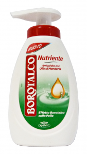 BOROTALCO Soap Liquid Nutrient 250 ml Soap Liquid Body