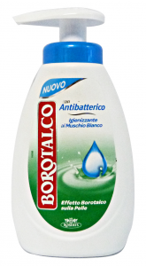 BOROTALCO Soap Liquid Antibacterial 250 ml Soap Liquid Body
