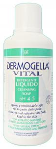 DERMOGELLA Detergente liq.vital 500 ml.ph 4,5 - Linea intima