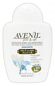 AVENIL Sapone Intimo Antibatterico Latte/Avena 250 Ml Cura Del Corpo Linea Intima