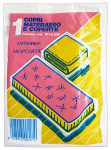 PETER PAN PLAST Housse de matelas 100x230 Cm X 1 Pièces - Tarmicides