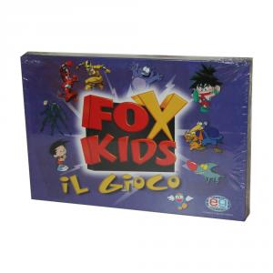 EDITRICE GIOCHI Fox Kids Giochi Da Tavolo