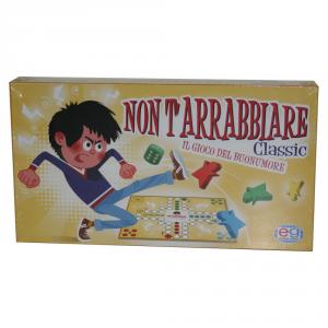 EDITRICE GIOCHI Non T'Arrabbiare Classic Giochi Da Tavolo