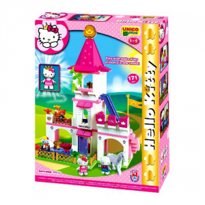 ANDRONI GIOCATTOLI Construction Unico Plus Hello Kitty Construction