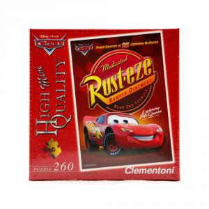 CLEMENTONI Puzzle 260 pezzi Mini Disney Cars Rust-eze Giocattolo