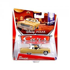 MATTEL Walt Disney Cars Veicolo Mel Dorado Bhw06 Modellino Auto